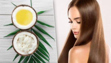 Кокосовое масло для волос, польза и применение.